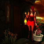 little red by whitewillow2010