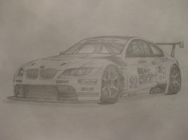 BMW M3 GT3 by IKE9813