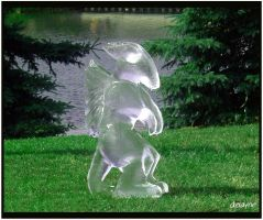 Ice Draconian by sculptin