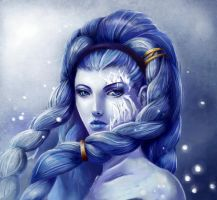 Shiva by RoseOf-Thorns