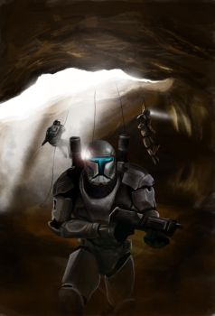 Republic Commando- Prologue by DookieAdz