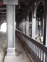 Under the bridge 2 by Cat-in-the-Stock