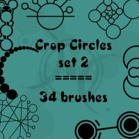 Crop Circles 2 by rL-Brushes