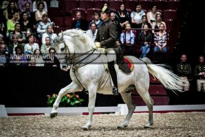 Spanish Riding School 8 by JullelinPhotography
