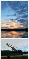 Northern Ontario by bassooniac