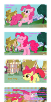 Hey apple Bloom comic by Cupcake-witha-tophat