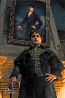 Barnabas Collins- Dark Shadows Contest Entry by AnimeDrawerPuppy