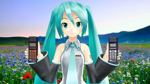 1052C-Re Miku with Ericsson GH172 and GH174 by Redfield-1982