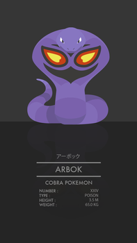 Arbok by WEAPONIX