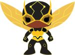 Bumblebee (YJ Version) - POP Heroes Style by POPPED-UP