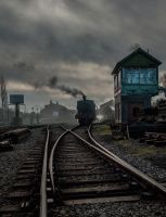 Moody Steam 1 by Grunvald