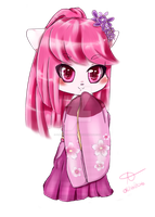Gift - Mimi by FrenzY-Frenzless