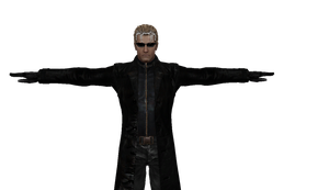 Albert Wesker ++Resident Evil+ MMD needs bones by 25animeguys