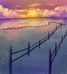 Sunset by ka-rael
