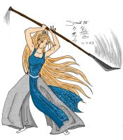 Watashi No Naginata by sinead