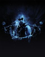 Riddick by evolvearte