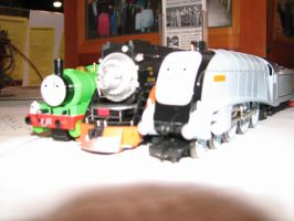 From DaWillstanator's Work shed... by TaionaFan369