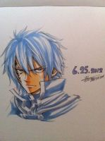 Jellal by Namida-no-Shinju