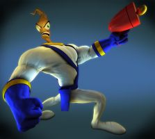 Earthworm jim by Hoborgian