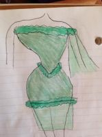 Sheer Green by thatgirlistwisted