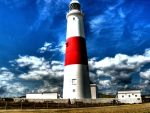 Lighthouse HDR Bright by Toast-Muncher