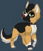 Puppy adoptable 4 :CLOSED: by AndryLoveAdopts