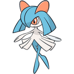 Shiny Kirlia Global Link Art by TrainerParshen