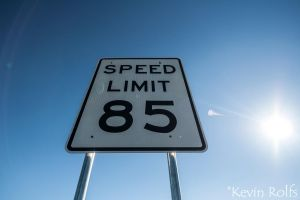 America's Highest Speed Limit by Bvilleweatherman