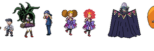 PPGZ Sprites by chocolate-fountain