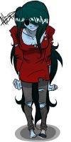 Demon Marceline by AlvrexADPot