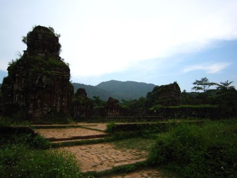My Son Ruins, Viet Nam by tommyk1347
