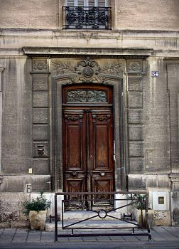 Avignon Doors by zasu
