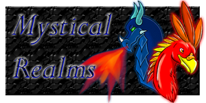 Mystical Realms Icon by camychan