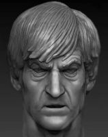 Second Doctor serious by WarriorsGate