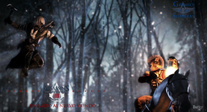 Assassin's Creed III - The New World by josetemg