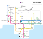 Montevideo Metro by chrono-strife