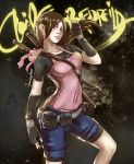 Claire Redfield by Artkeyhoon