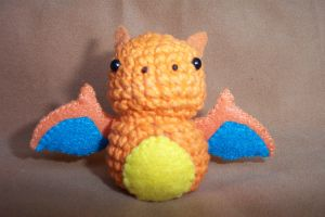Little Charizard - Front by Demonite89