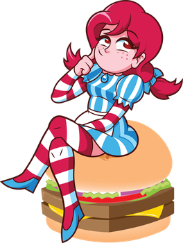 Wendy's by T-3000