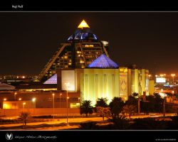 Wafi Mall dubai by vinayan