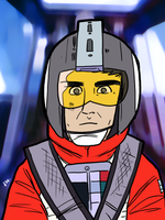SW Wedge Antilles by theEyZmaster