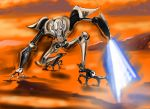 Clone Wars Style Grievous by DarthMater