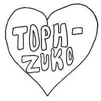 TophXZuko Heart by Finny-KunGoddess