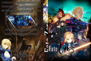Fate Zero S1 Cover by anouet
