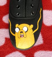 Zapatilla Jake :D by PequeCol