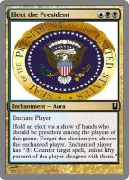 Elect the President by theUNDEADSHARK