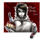 Happy Birthday to Nano!!! by DeluCat