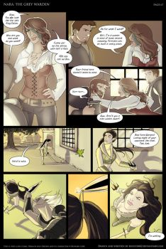 DAO: Fan Comic Page 67 by rooster82
