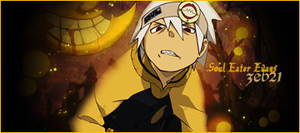 Soul Eater Evans by TH3M4G0