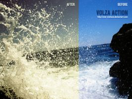 Volza Action by Amr-Mohsen